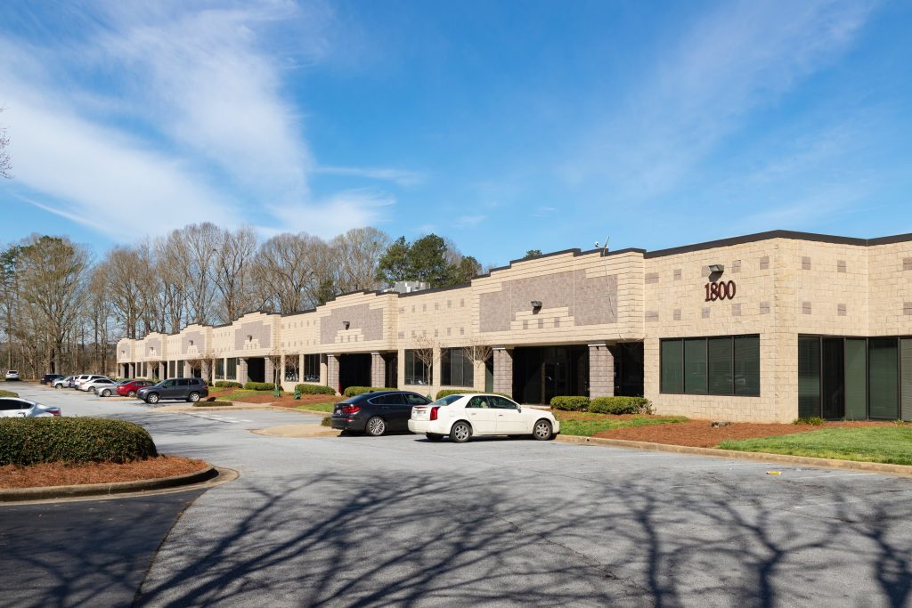 Camp Creek Business Center