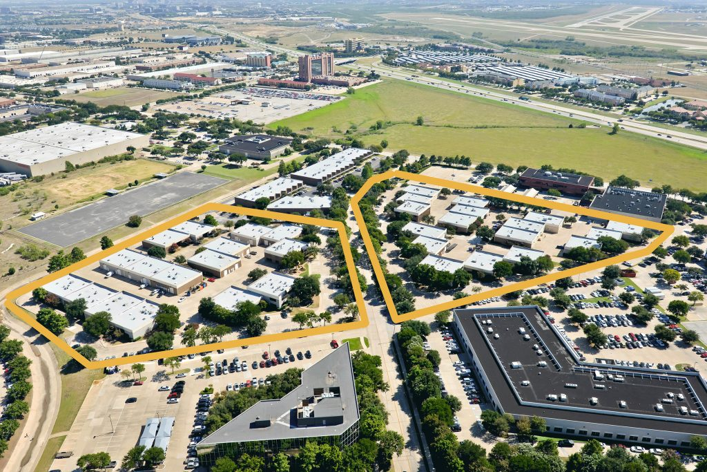 Commerce Park Aerial Viiew