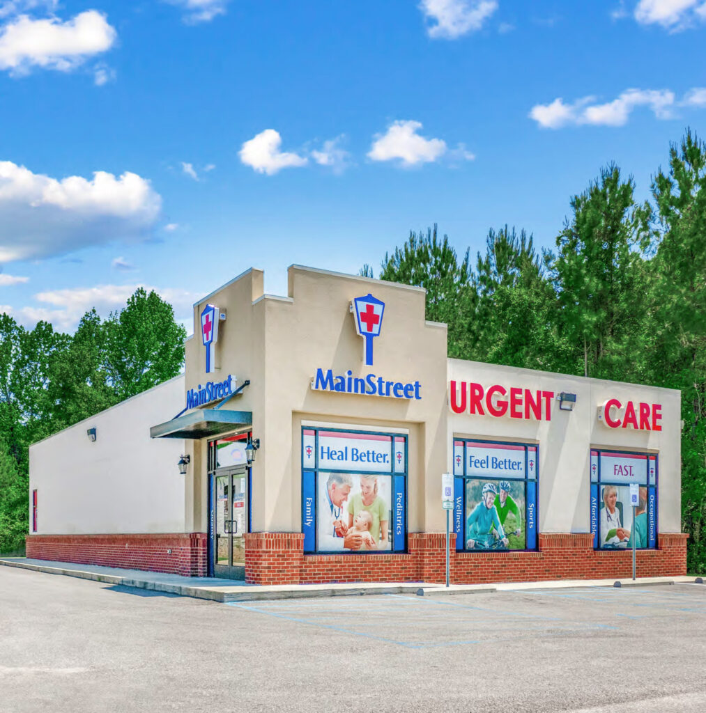 Main Street Urgent Care Property