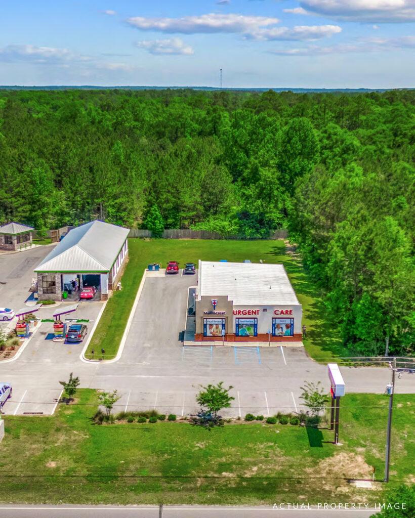 Brewton, Alabama NNN Property