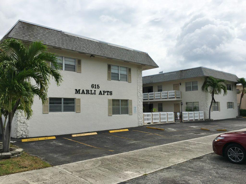 The Marli Apartments