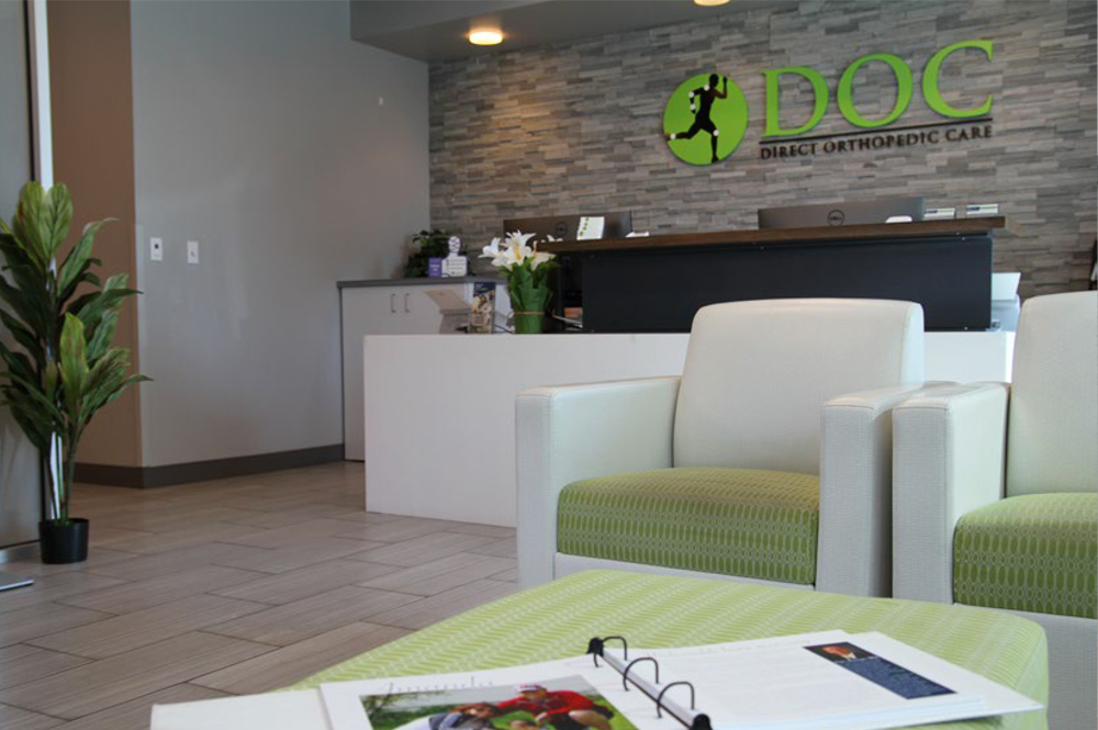 Direct Orthopedic Care Norman Oklahoma